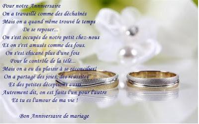 Texte anniversaire de mariage 10 ans