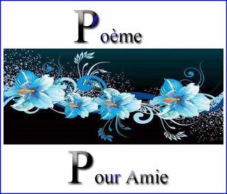Poemes pour une amie
