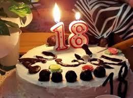 Sms anniversaire du mariage 18 ans