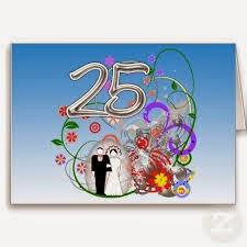 Sms anniversaire du mariage 25 ans