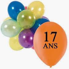 Poème anniversaire du mariage 17 ans