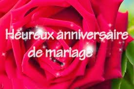 Poème anniversaire du mariage un an