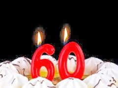 Message anniversaire de mariage 60 ans