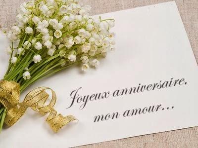Texte amour anniversaire de mariage