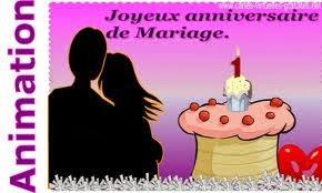 Texte anniversaire de mariage humoristique