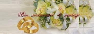 Sms pour anniversaire de mariage