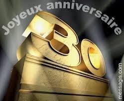 Texte anniversaire de mariage 30 ans