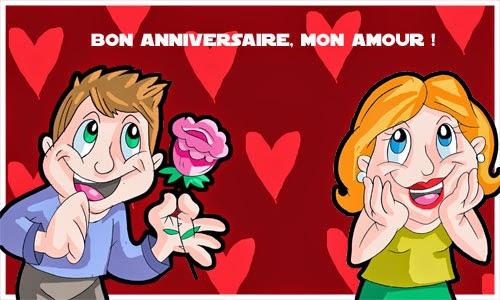 Sms anniversaire de mariage pour mon amour