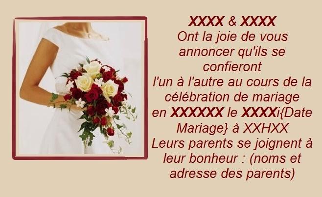 Carte texte anniversaire de mariage