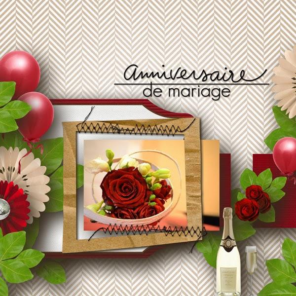 Petit texte anniversaire de mariage