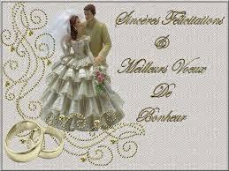 Texte de  meilleurs vœux pour anniversaire de mariage