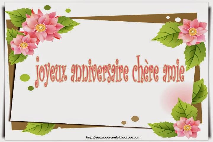 Texte Souhaits Anniversaire Pour Amie Comment Et Ou Trouver
