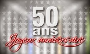 Poème joyeux anniversaire de mariage 50 ans
