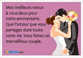SMS joyeux anniversaire de mariage mon mari