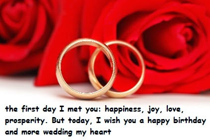 Texte anniversaire de mariage en anglais