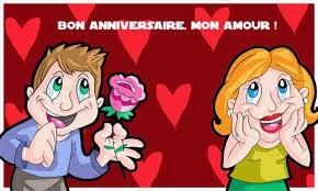 Carte anniversaire de mariage pour mon mari