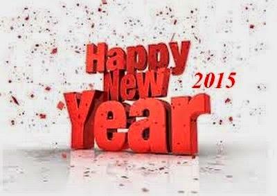 Carte bonne année 2015