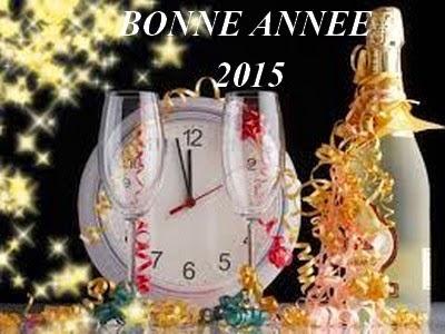 Message bonne annèe 2015 mon amour