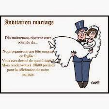 Texte félicitation mariage