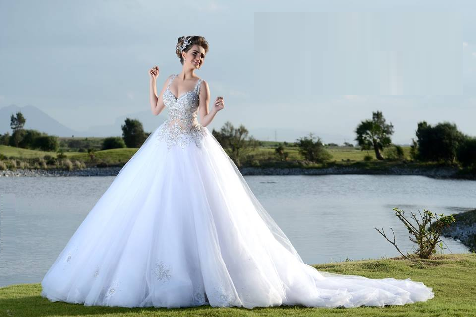Robe mariée 2015