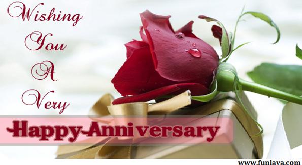 Des Textes et des Phrases d'amour pour dire joyeux anniversaire de mariage