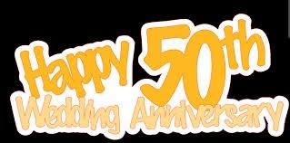 Texte anniversaire de mariage 50 ans en anglais