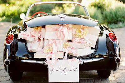Cadeaux d'anniversaire de mariage