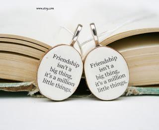 Idee cadeau amitié