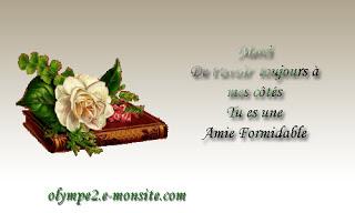 Fleur pour petite amie