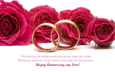 Texte de voeux pour anniversaire de mariage