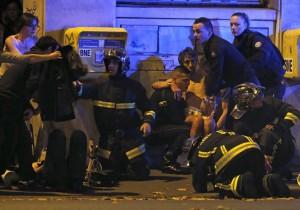 attentat explosion Paris