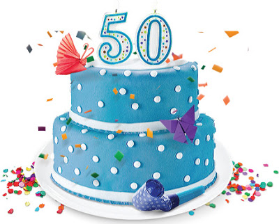 anniversaire de mariage 50 ans