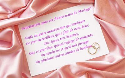 sms pour joyeux anniversaire de mariage 60 ans