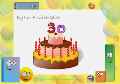 message anniversaire de mariage 30 ans