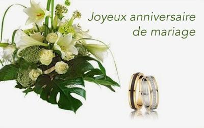 carte anniversaire de mariage 3 ans