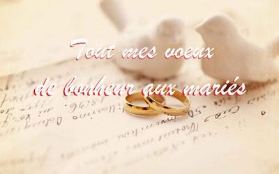 Carte pour souhaiter joyeux anniversaire de mariage