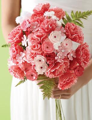 bouquet de mariée original pas cher