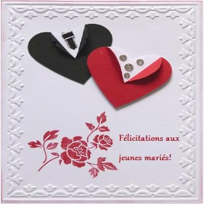 Félicitations et voeux anniversaire de mariage
