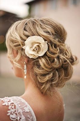 coiffure mariée cheveux